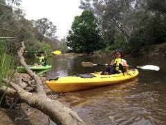 Kayak the Ovens - Tarrawingee or Everton - Self Guided