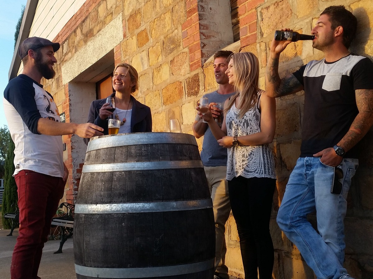 Round Beer Matt Tour (Private tour)