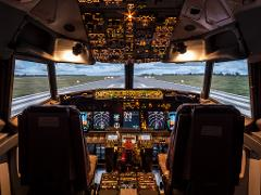 Jet Airliner (737) Experience 60mins - Weekday