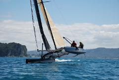 Extreme Foiling Experience on Excess