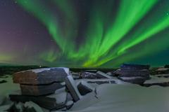 Three day Arctic Experience - Life changing adventure at Gargia Lodge.