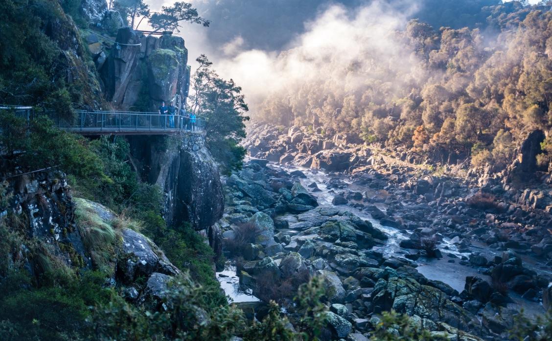 The Gorge Walking Tour