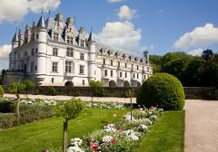 Loire Valley Castles 13H Private Tour Sedan Car 1 to 3 pax