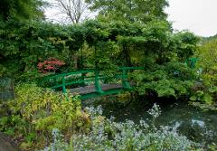 CLAUDE MONET'S GIVERNY 5H Private Tour minivan 4 to 7 pax (Morning)