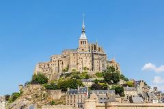 Mont Saint Michel 13H Private Tour Minibus 8 pax