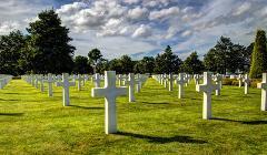 Normandy Landing Beaches 3-Day Tour (TBL)