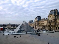 Paris + The Louvre Museum Private Tour Minivan 4 to 7 pax