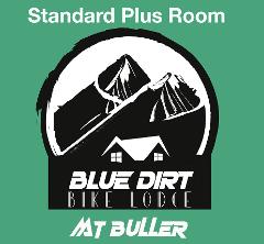 Bike Lodge MT BULLER - Standard Plus Room with ensuite