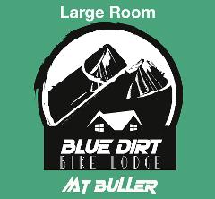 Bike Lodge MT BULLER - Large Room with ensuite