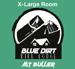 Bike Lodge MT BULLER - Extra Large Room with ensuite