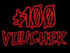 General Gift Voucher $100