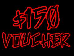 General Gift Voucher $150