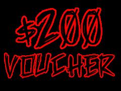 General Gift Voucher $200