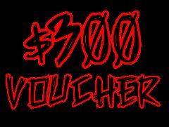 General Gift Voucher $300