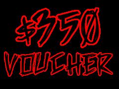 General Gift Voucher $350