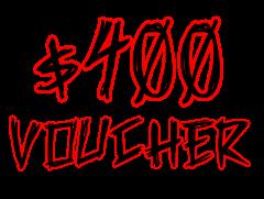 General Gift Voucher $400