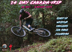 14 Day Canada Trip