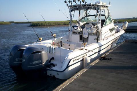 4 Hours Near Shore Fishing   7 am to 11 am  and 1 pm to 5 pm, 28' Grady White ( Murrells Inlet SC )s