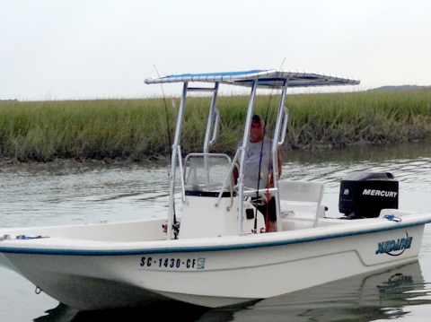 6 hr Backwater fishing  8 am to 2 pm