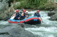 Jarabacoa White Water Rafting Adventure