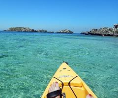 Turquoise Coast Kayaking, Sandboarding  and Pinnacles Tour