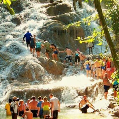 Ocho Rios Highlight Tour And  Dunn's River Falls