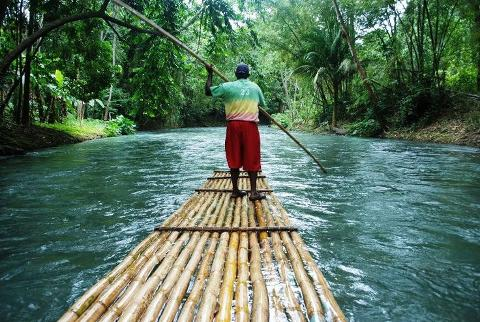 White River Rafting and Blue Hole Tour