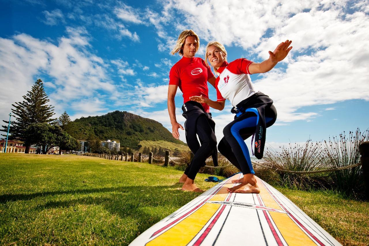 The Aloha -  Beginner Group Surf Lesson