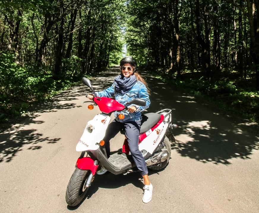 Location de Scooters (pour 1 ou 2 personnes) - Une experience unique! // Scooter rental (for 1 or 2 people) - A unique experience!