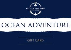 Ocean Adventure Gift Card