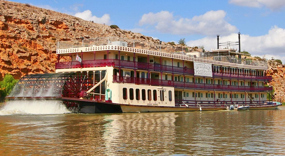 THE MURRAY PRINCESS CRUISE 30 APR- 6 MAY 2019 | 7 DAYS (Ex Perth)