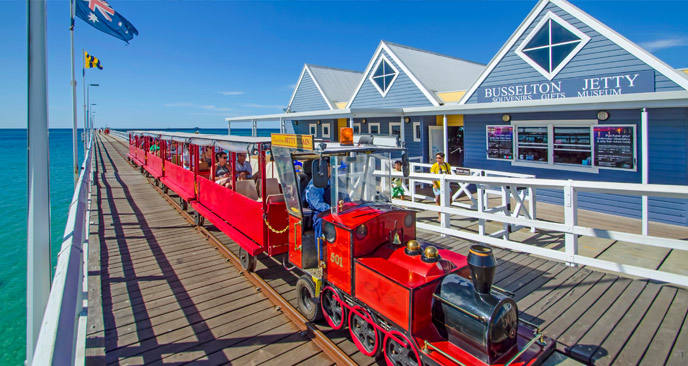 BUSSELTON WEEKEND ESCAPE 5-7TH OCT 2019 | 3 DAYS