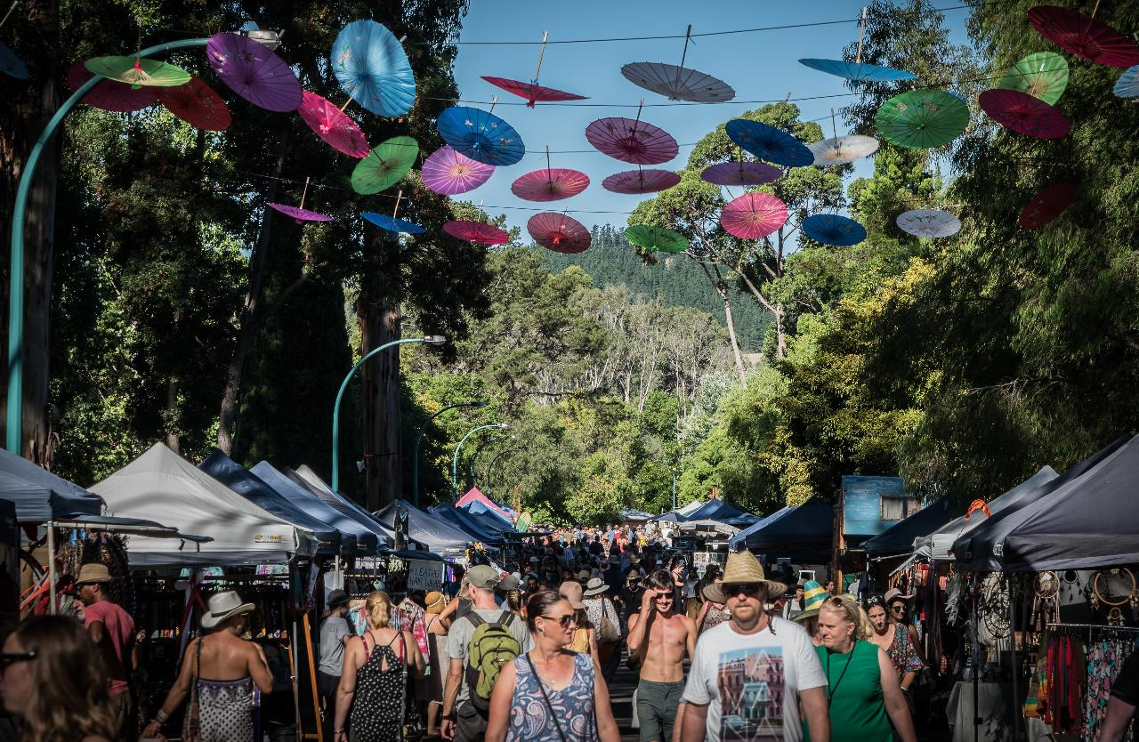 AUGUSTA AND NANNUP MUSIC FESTIVAL 28 FEB - 4 MAR 2019 | 5 DAYS
