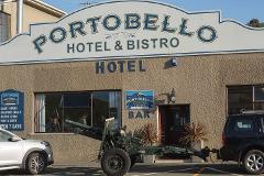 Ferry- Back Beach to Portobello-3:25pm departure