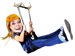 Zipline Tour - Locals Discount (ID REQUIRED)