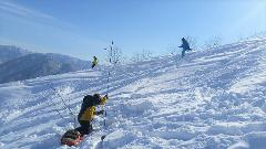 5 DAYS FREERIDE EXPERIENCE (for snowboarder)