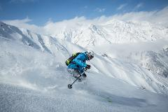 STEEP & DEEP CLINIC 1 DAY (Advance freeride Group lesson for Skiers)
