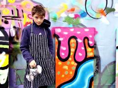 Kids Holiday Workshop - Freehand Street Art