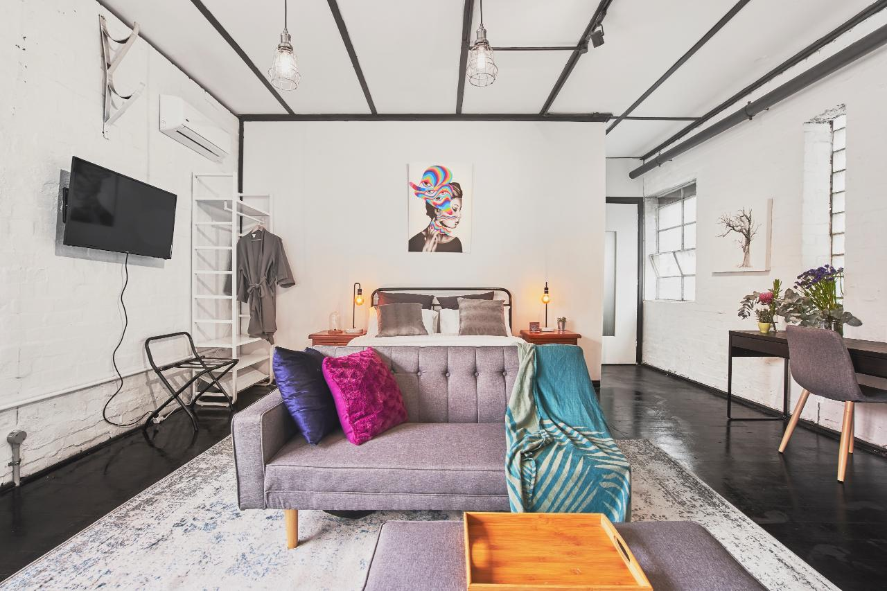 The Blender Loft | Play & Stay Package
