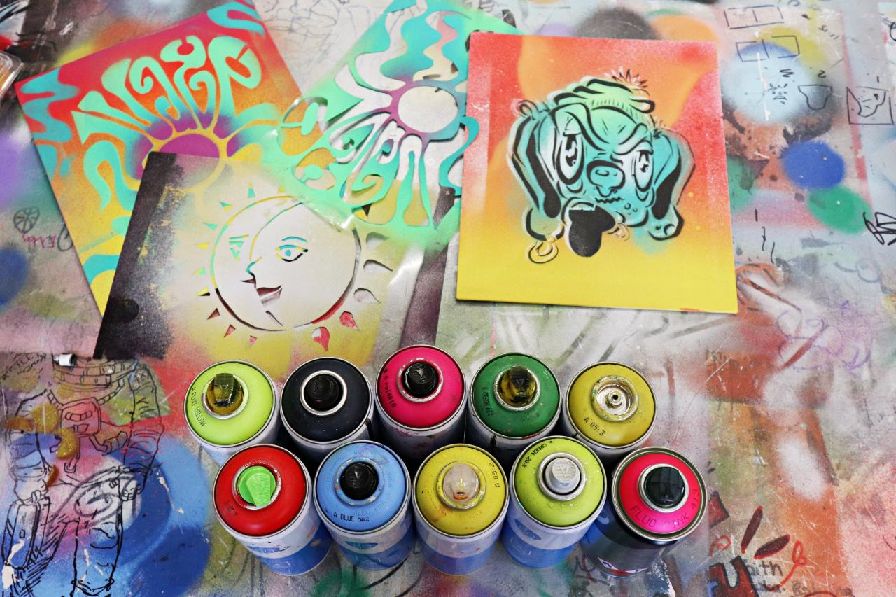 Private Street Art Workshop