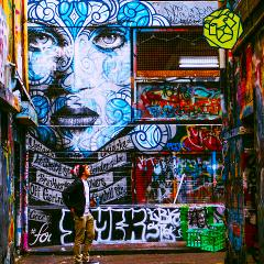 *Post-Covid* Melbourne CBD Street Art Walking Tour