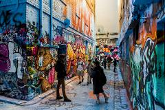 School Holiday Program - Street Art Walking Tour