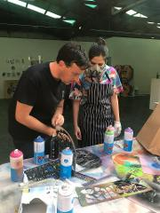 Gift Card - Private Street Art Workshop