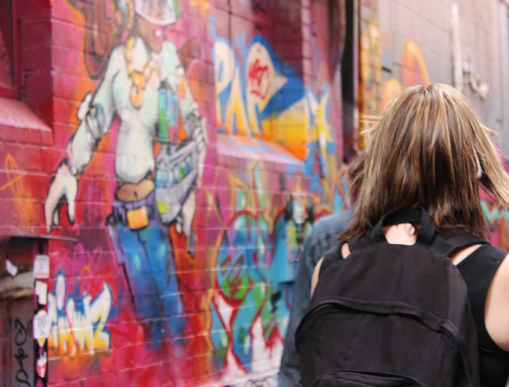 Melbourne Street Art Tours Gift Voucher