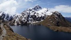 Routeburn Track Transport Divide to Queenstown
