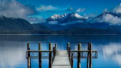 Premium Milford Sound & Te Anau Highlights 2 day Combo Small Group Tour from Queenstown