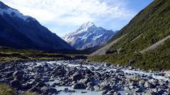 Christchurch to Mt Cook Transport via Lake Tekapo