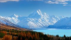Mt Cook & Lake Tekapo Small Group Tour from Christchurch