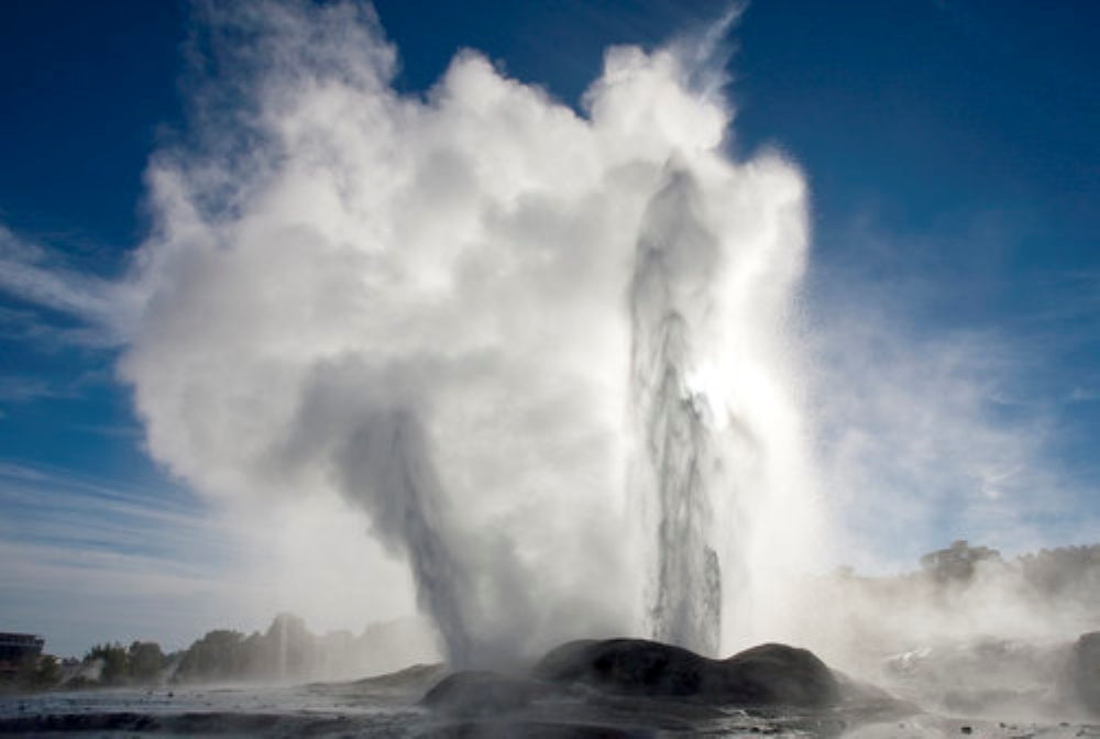 Rotorua Highlights Small Group Tour including Te Puia from Auckland (Return Trip)