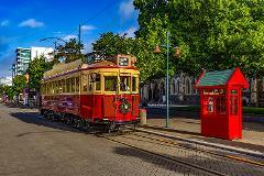 Queenstown to Christchurch Transport via Mt Cook & Lake Tekapo